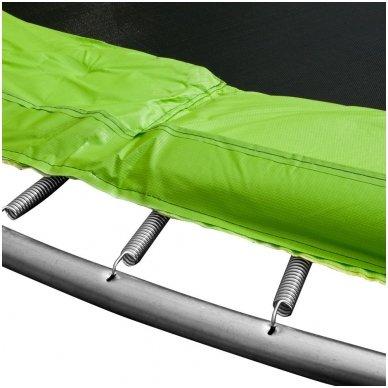 183cm Batutas su apsauginiu tinklu inSPORTline Froggy (iki 100kg) 6