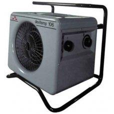 Elektrinis šildytuvas DEVITEMP 115T, 15KW, su laikmačiu