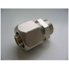 APE jungtis išoriniu sriegiu  D 20 mm  x 3/4 colio