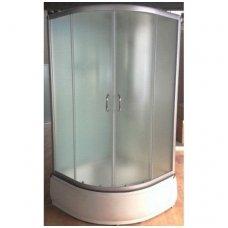 Dušo kabina ET-033MT, 1000 x 1000 mm