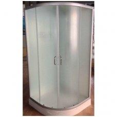 Dušo kabina ET-066MT, 1000 x 1000 mm