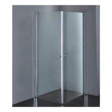 Dviejų durų dušo sienelė ET-103, 900 x 900 mm, (be padėklo)