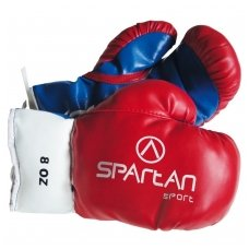 6oz Vaikiškos bokso pirštinės Spartan America