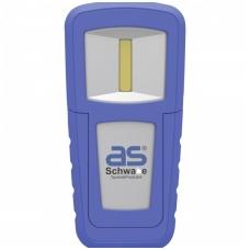 Akumuliatorinis nešiojamas LED prožektorius AS-SCHWABE Evo4 1,5W