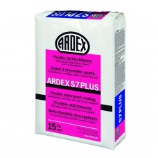 ARDEX S 7 PLUS Elastingas sandarinimo mišinys, 15 kg
