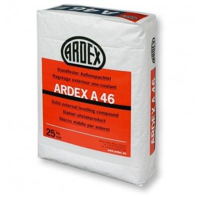 ARDEX A 46 Stabilus remontinis mišinys išorei, 12,5 kg