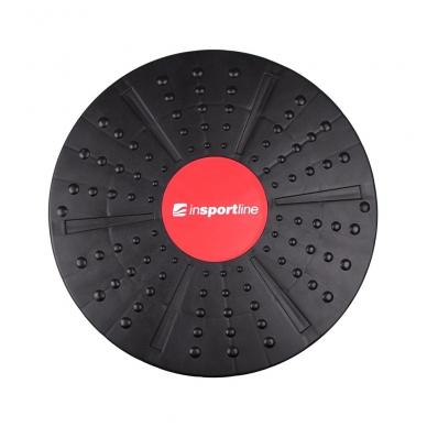Balansinė pusiausvyros / sukimosi lenta inSPORTline Disk 36cm 2