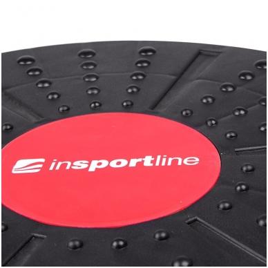 Balansinė pusiausvyros / sukimosi lenta inSPORTline Disk 36cm 4
