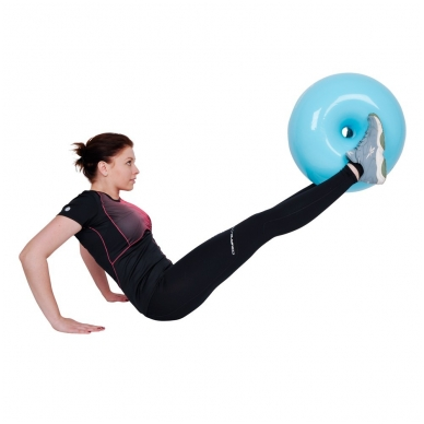 Balanso treniruoklis inSPORTline Donut Ball 50x25cm 4