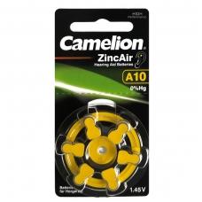 """Element. """"CAMELION"""" A10/DA10/ZL10, 6 vnt."""