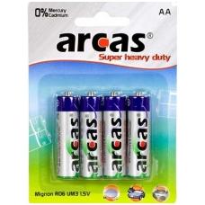 """Elementai """"ARCAS"""" AA LR06, 4 vnt."""