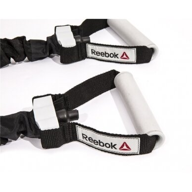 Espanderis - tampyklė Reebok Power Tube Level 5 (sunkus+) 3