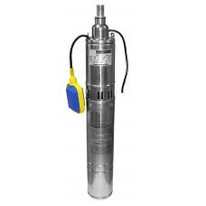 Giluminis elektrinis vandens siurblys E4QGD1,8-50-0,5 su plūde
