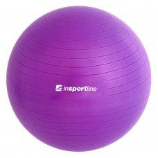 Gimnastikos kamuolys + pompa inSPORTline TOP BALL 45cm (violetinis)