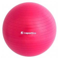 Gimnastikos kamuolys + pompa inSPORTline TOP BALL 55cm (violetinis)