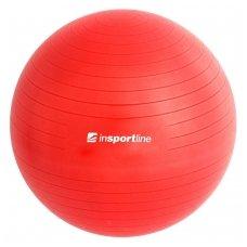 Gimnastikos kamuolys + pompa inSPORTline TOP BALL 65cm (raudonas)