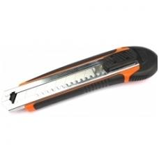 Gum. peilis tapetams 18 mm + 3 geležt.