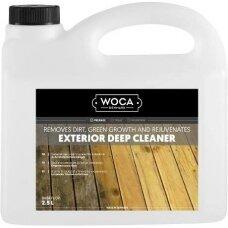 Intensyvus terasų valiklis (WOCA Exterior deep cleaner) 2,5L
