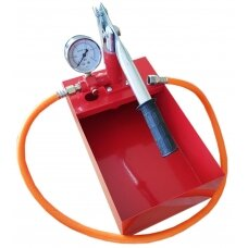 Įrenginys hidraulinio testavimo