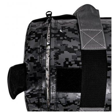 Jėgos maišas su rankenomis inSPORTline FitBag Camu 15kg 12