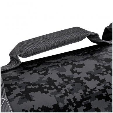 Jėgos maišas su rankenomis inSPORTline FitBag Camu 15kg 10