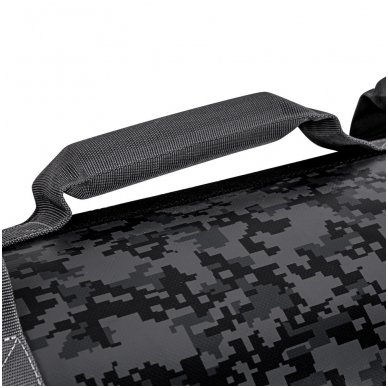 Jėgos maišas su rankenomis inSPORTline FitBag Camu 5kg 10