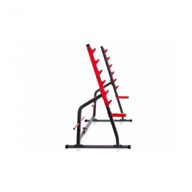 Jėgos stovas / stovas pritūpimams Marbo MS-S107 4