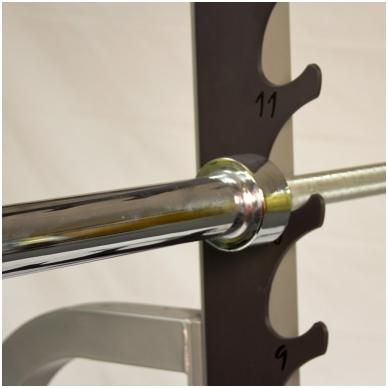 Jėgos stovas / stovas štangai Body-Solid GPR370 PRO 7