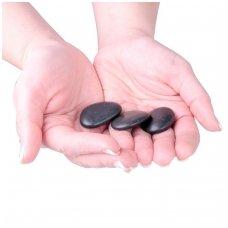 Karšto masažo akmenys inSPORTline 3vnt. 20-40mm