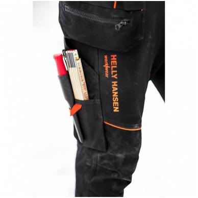 Kelnės HELLY HANSEN Chelsea Evolution Cons, juodos C52 2
