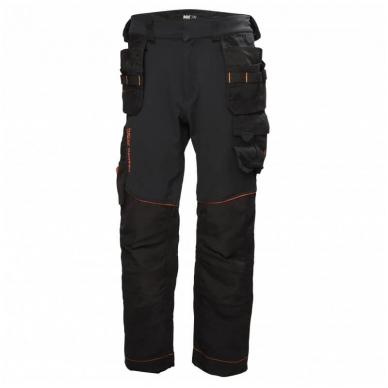 Kelnės HELLY HANSEN Chelsea Evolution Cons, juodos C52