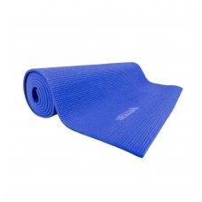 Kilimėlis aerobikai inSPORTline Yoga 173x60x0,5cm (mėlynas)