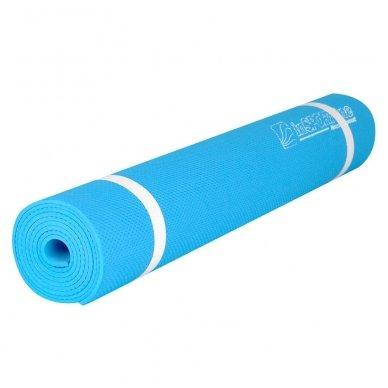 Kilimėlis aerobikai inSPORTline Eva 173/60/0.4cm (mėlynas)