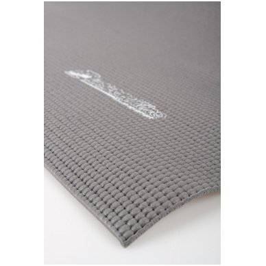 Kilimėlis aerobikai inSPORTline Yoga 173x60x0,5cm (pilkas) 2