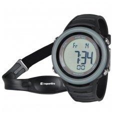 Laikrodis + širdies ritmo jutiklis su diržu inSPORTline Cord