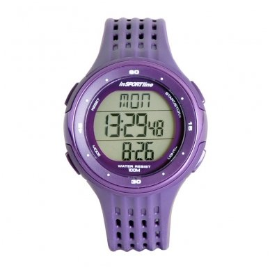 Laikrodis sportui inSPORTline Diverz (violetinis)