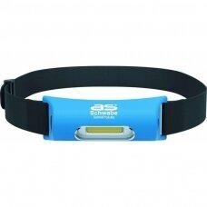 LED galvos prožektorius AS-SCHWABE HD150