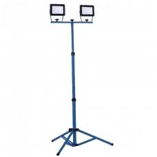 LED šviestuvas su stovu AS-SCHWABE Optiline 2x30W