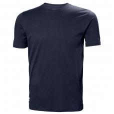 Marškinėliai HELLY HANSEN Manchester, t. mėlyni XL
