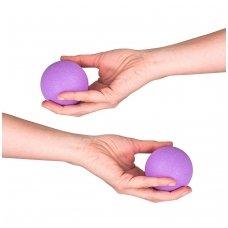 Masažo kamuoliukai inSPORTline Thera 6.5cm 2x150kg