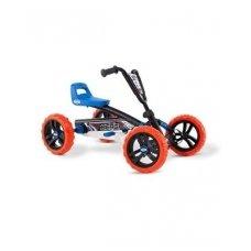 Mašinėlė vaikams 2-5m. Berg Buzzy Nitro (iki 30kg/120cm)