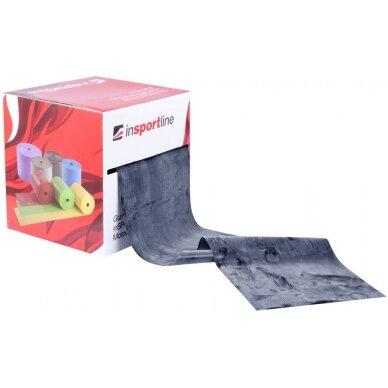 Mankštos juosta be latekso inSPORTline MorpoRoll-PRO (kaina už 1m.) (sunkus) 2