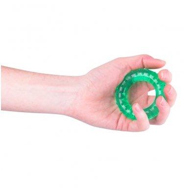 Masažinis guminis žiedas inSPORTline Grip 70mm