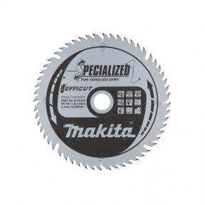 Medžio pjovimo diskas MAKITA Efficut 165x20x2,0 56T