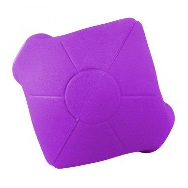 Medicininis kamuolys su rankenomis inSPORTline GrabMe 3kg 3
