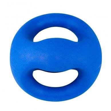 Medicininis kamuolys su rankenomis inSPORTline GrabMe 4kg 2