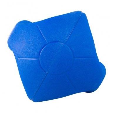 Medicininis kamuolys su rankenomis inSPORTline GrabMe 4kg 3