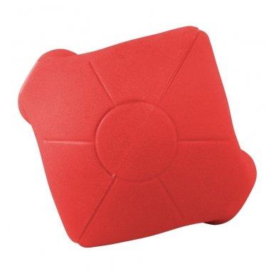 Medicininis kamuolys su rankenomis inSPORTline GrabMe 6kg 3