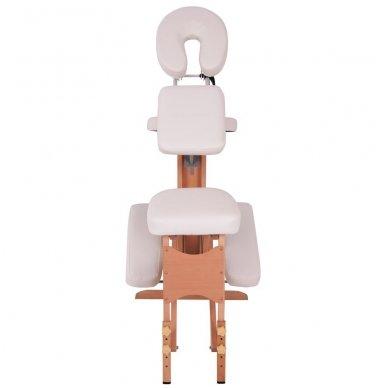 Medinis sulankstomas masažo stalas inSPORTline Massy 2