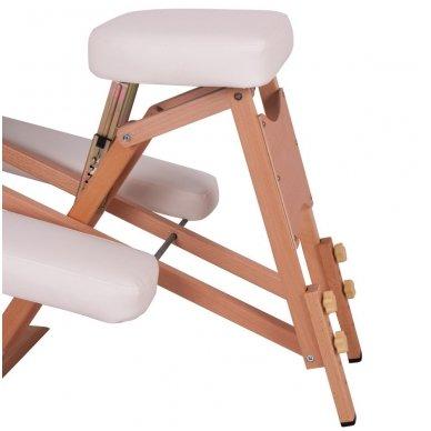 Medinis sulankstomas masažo stalas inSPORTline Massy 9